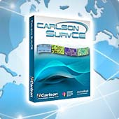Carlson SURVce DC Software